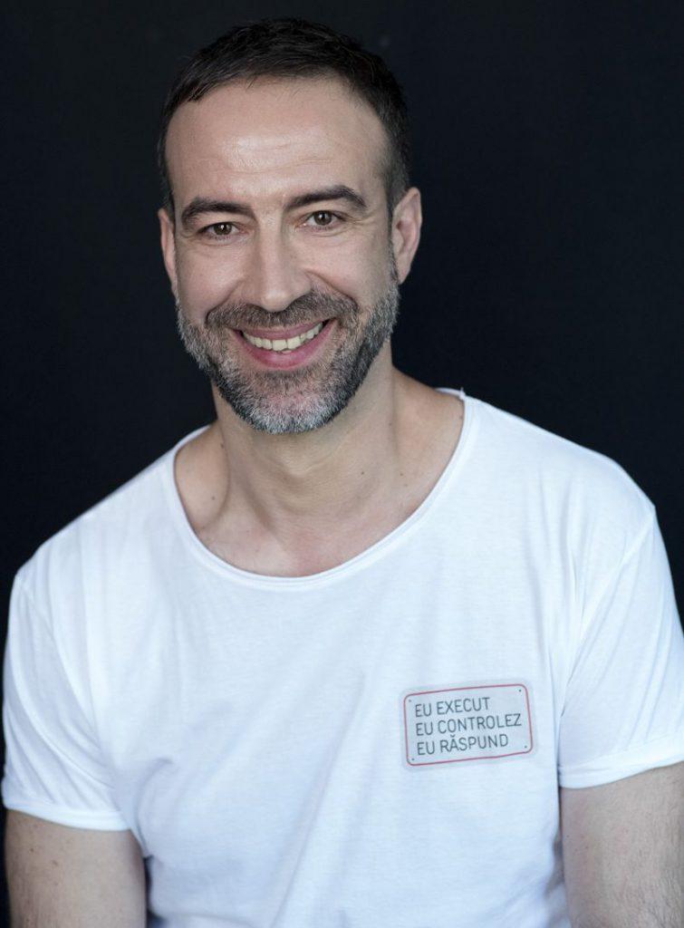 Șerban Pavlu încearcă să găsească un echilibru între carieră și viața de familie