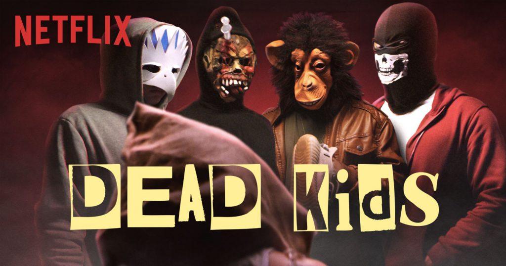 Filme Netflix decembrie 2019: Dead Kids