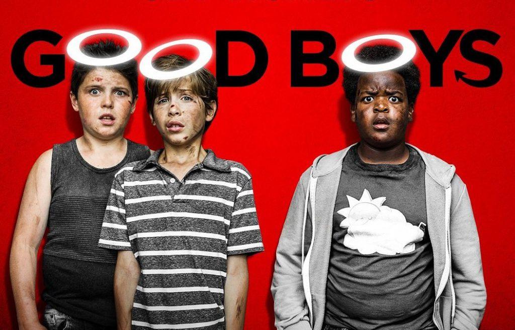 Filmul Good Boys (Băieți buni)