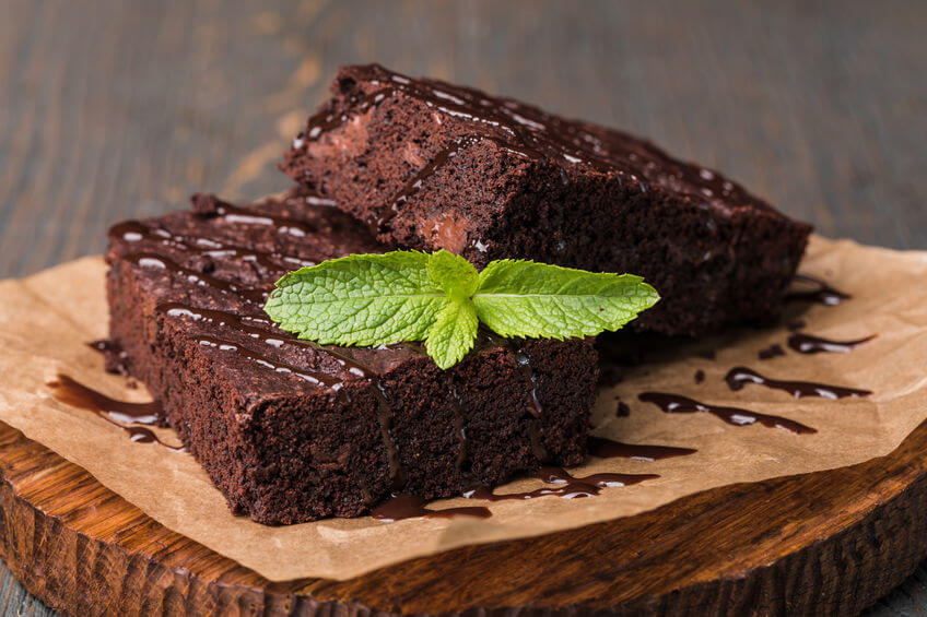 Prăjituri de post - negresă