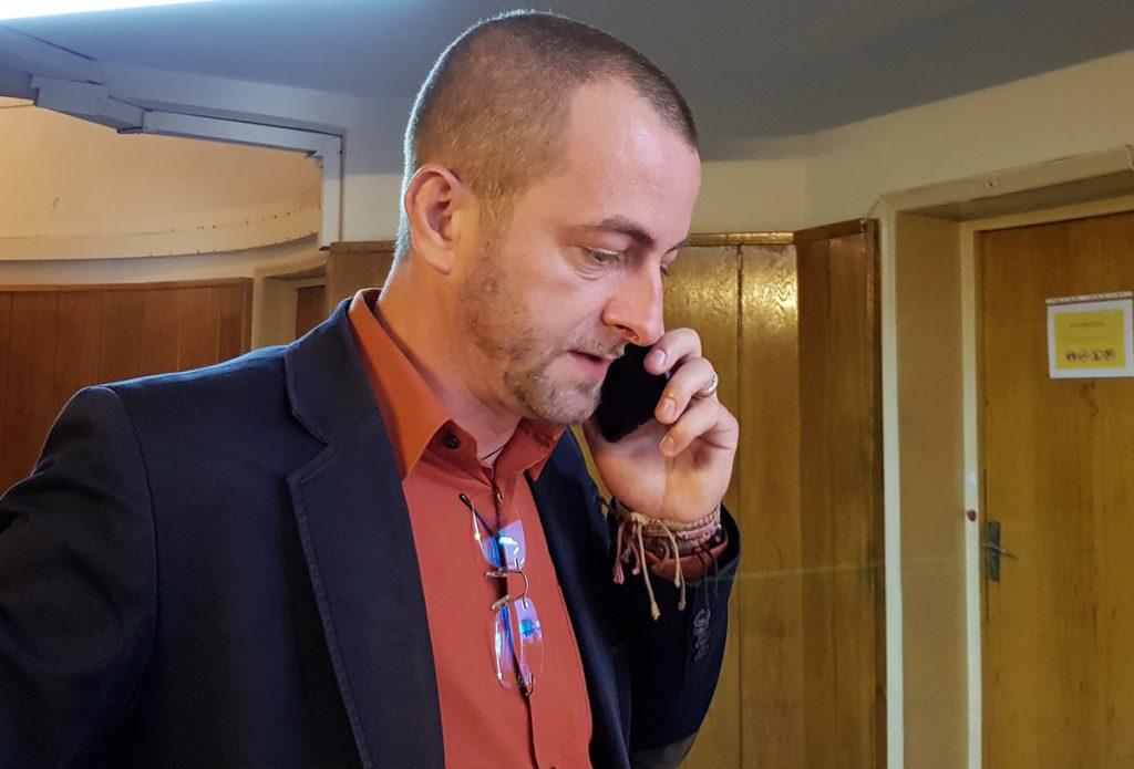 Comisar şef dr. Dorin Dumitran, profilerul Poliţiei Române