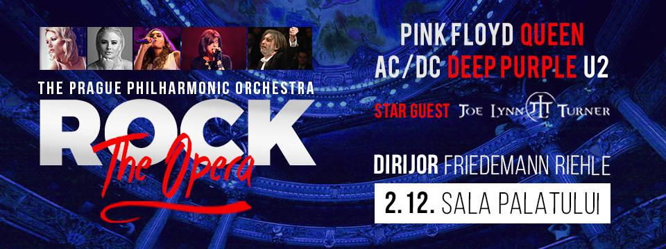 Rock the Opera, 2 decembrie 2019