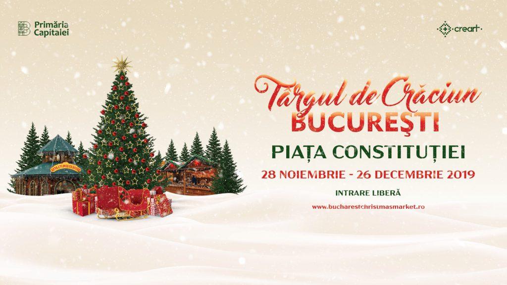 Târgul de Crăciun din București 2019