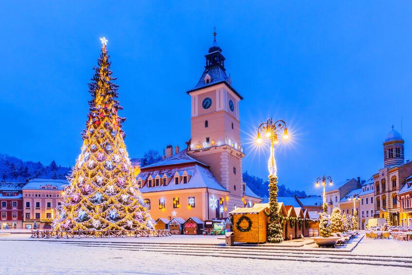 Târgul de Crăciun din Brașov
