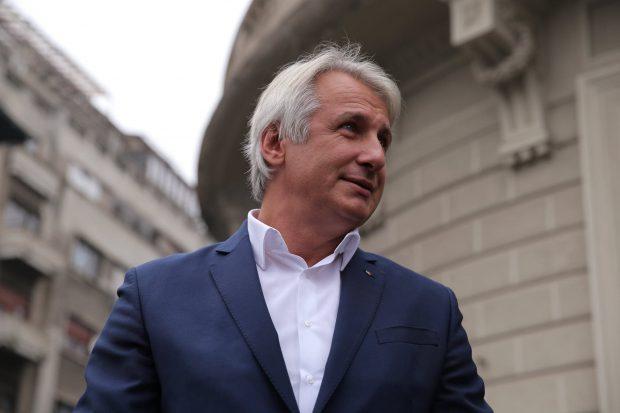 VIDEO | Eugen Teodorovici şi-a anunţat candidatura la şefia PSD