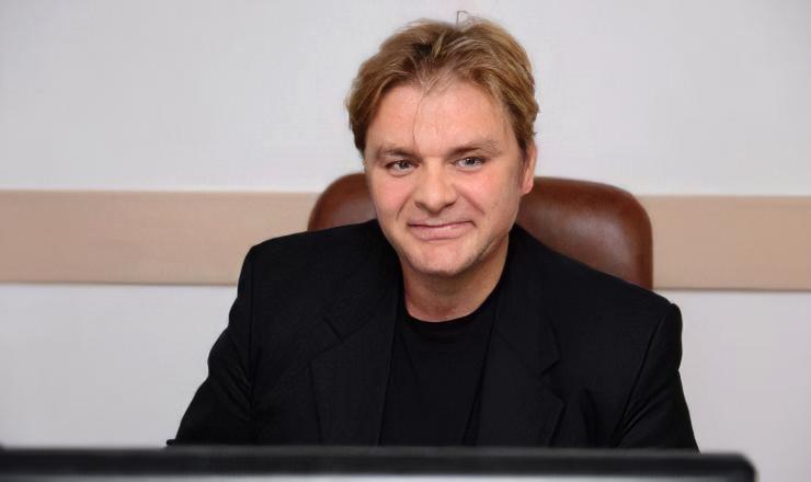 Vitalie Călugăreanu, jurnalist din Republica Moldova
