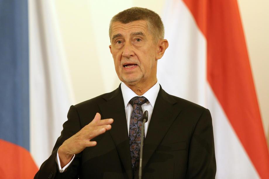 Andrej Babis, premierul Cehiei