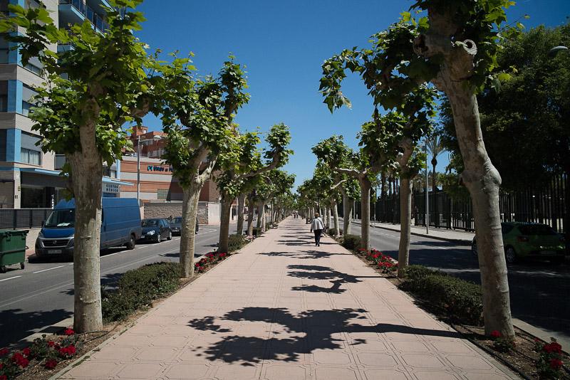 Castellón de la Plana, aprilie, 2019