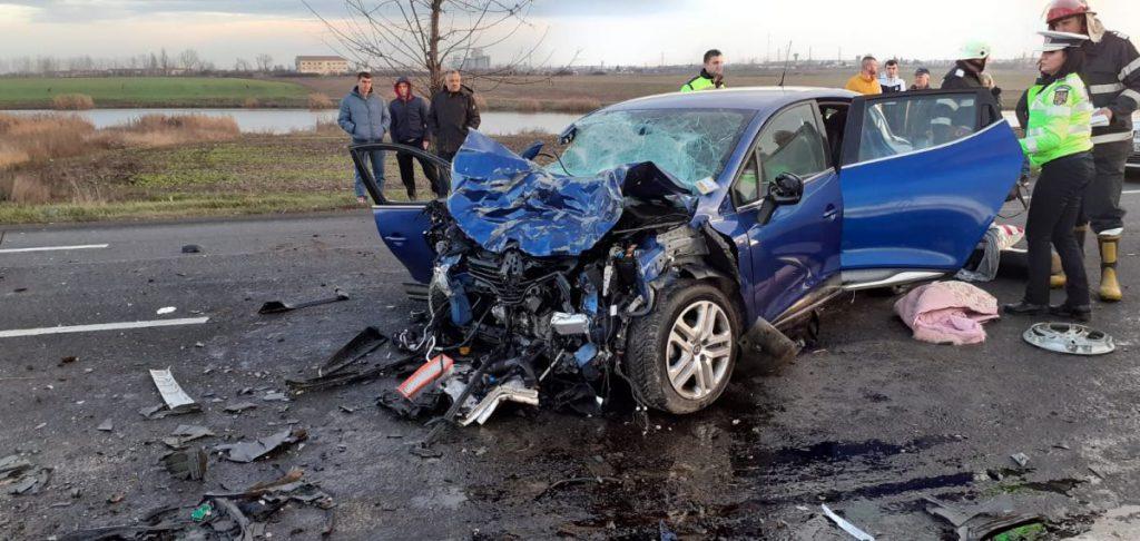 Accident Pe Dn2 Urziceni De Crăciun Trei Morți și Patru Răniți