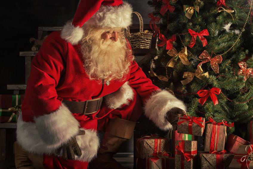 Cine este Moș Crăciun