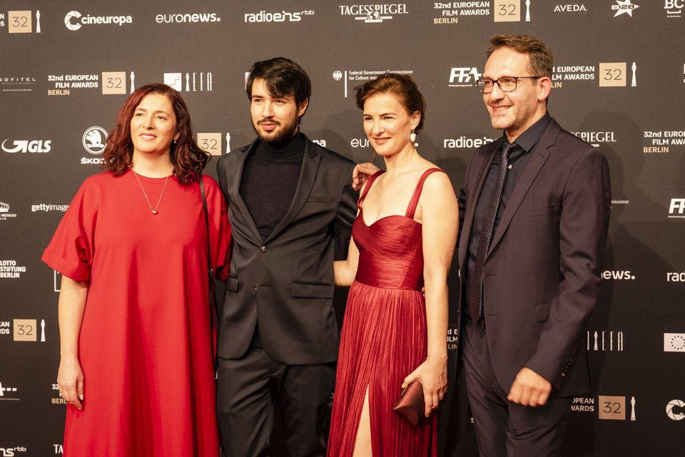 """Filmul românesc """"Cadoul de Crăciun"""" este scurtmetrajul european al anului"""