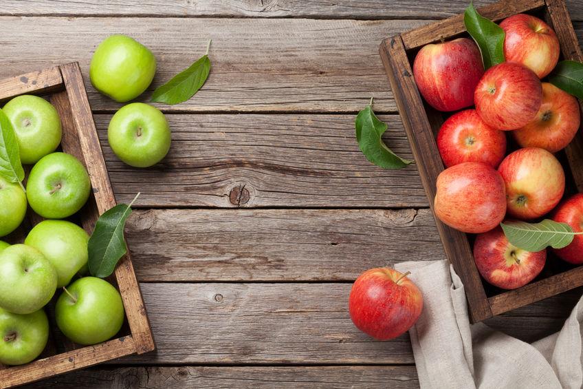 Mere - fructe permise în diabet