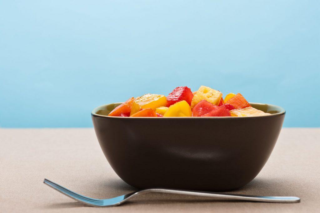 Salată cu papaya