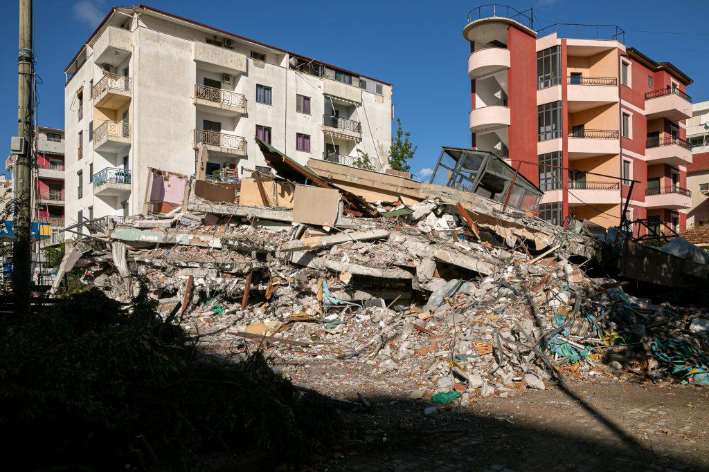 Orașul Durres a fost cel mai afectat de cutremurul cu magnitudinea de 6,4