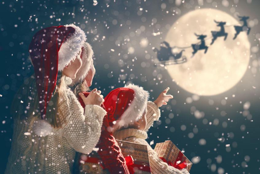 Traseul lui Moș Crăciun