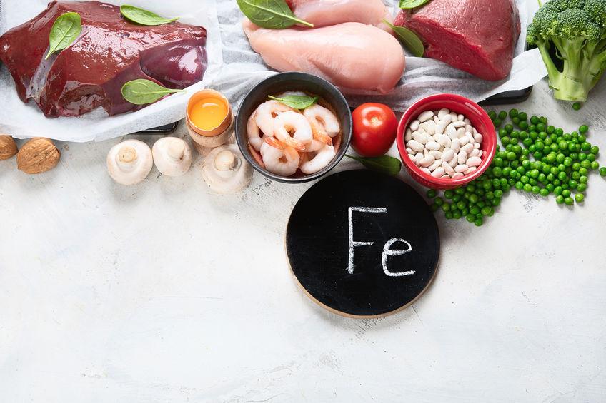 Alimente bogate în fier pe care să le consumi