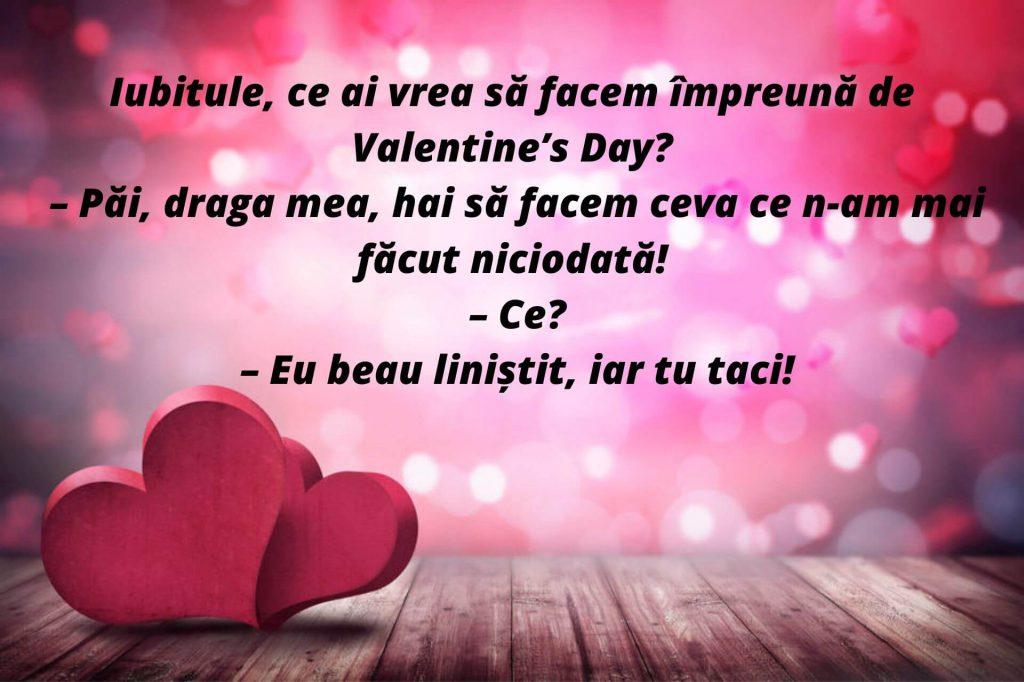 Bancuri de Valentine's Day
