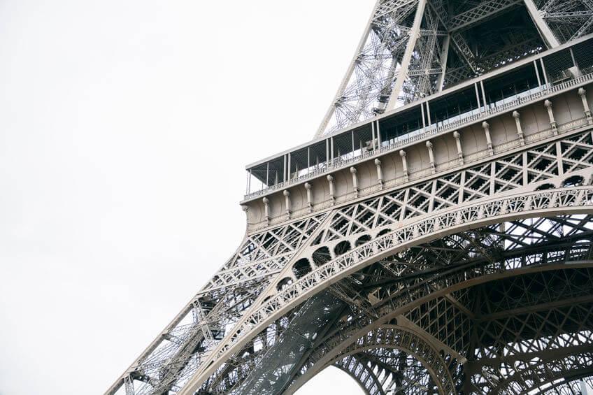 Construcția Turnului din Paris