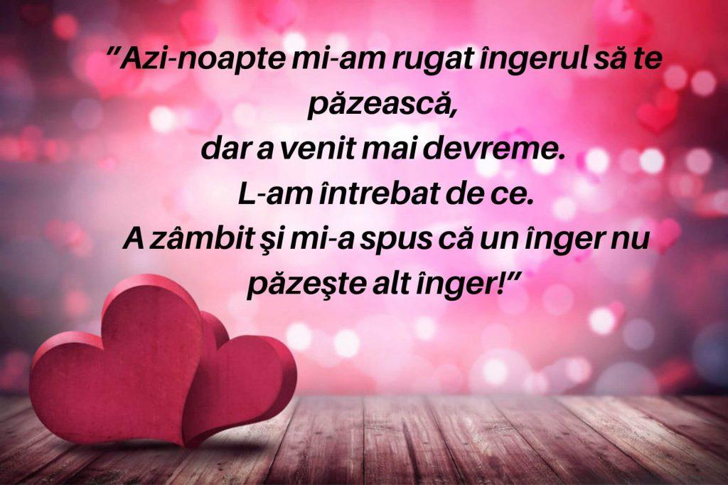 Declarații de dragoste pentru Ziua Îndrăgostiților