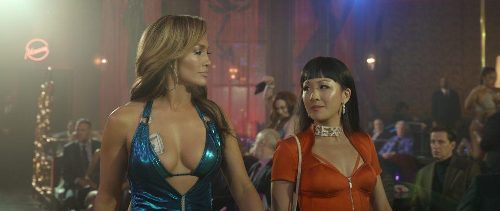 Hustlers -  Jennifer Lopez