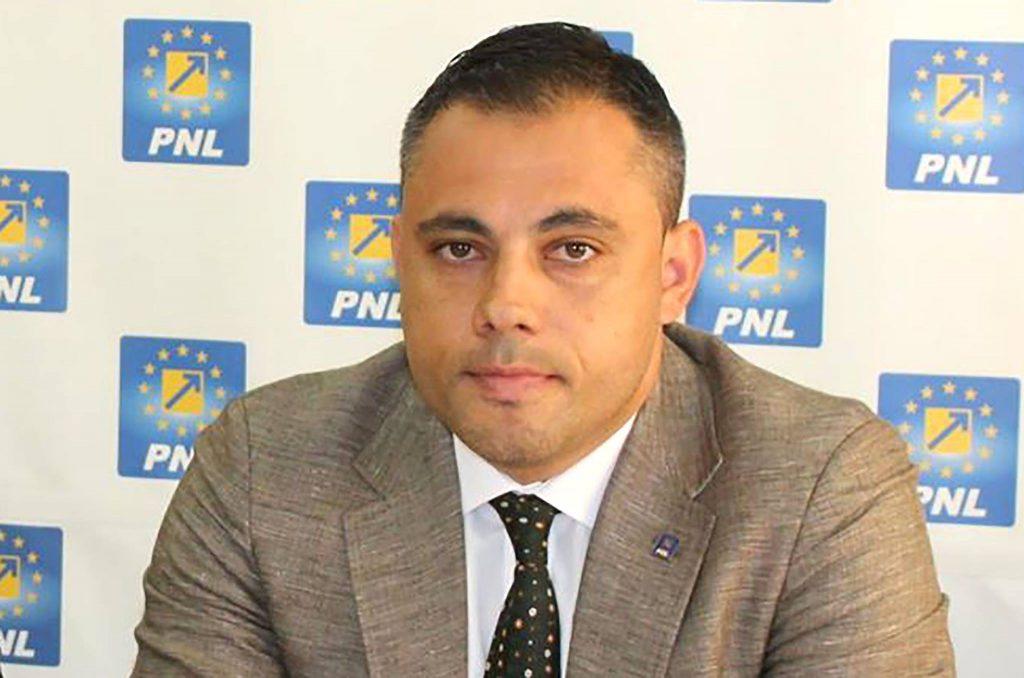 Liviu Voiculescu, Președintele PNL Olt. Sursă foto: facebook Liviu Voiculescu.