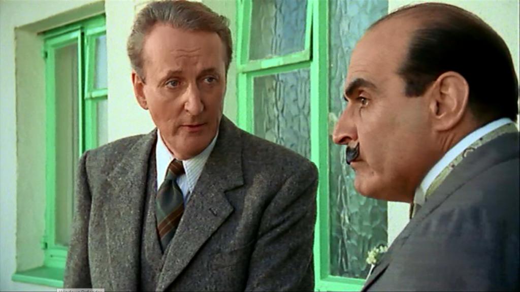 Hercule Poirot recomandare serial
