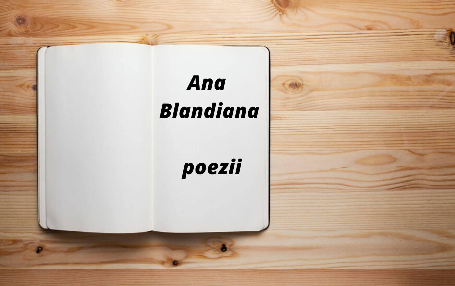arătos cel mai bun site web inventar imens Ana Blandiana Poezii - Cele Mai Frumoase și Emoționante Versuri ...