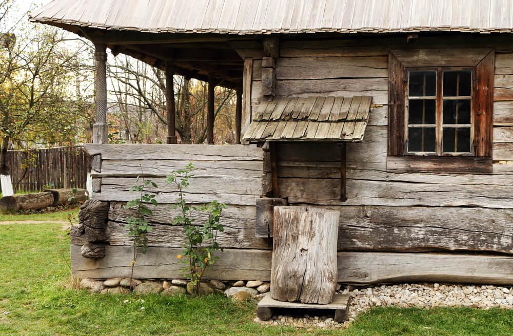 Casa unde a copilărit Constantin Brâncuși