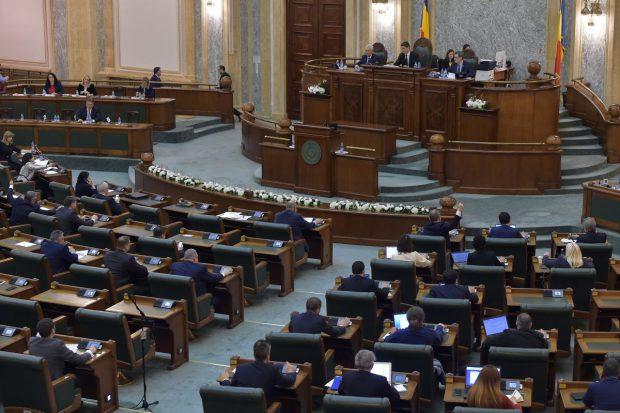 Proiectul de lege privind carantina şi izolarea intră la vot final, în Senat