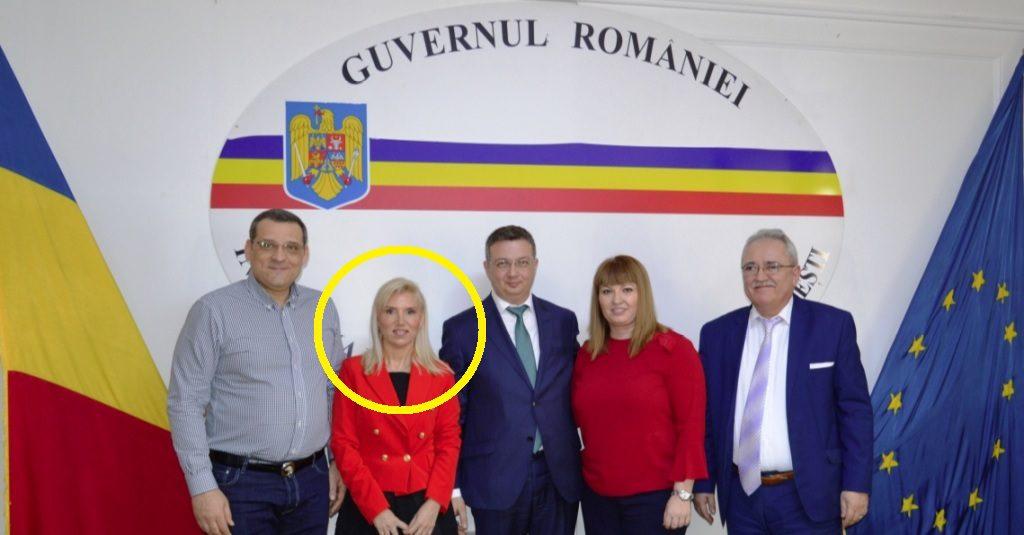 Nicoleta Goleac, subprefectul Capitalei, mama lui Antonio Goleac