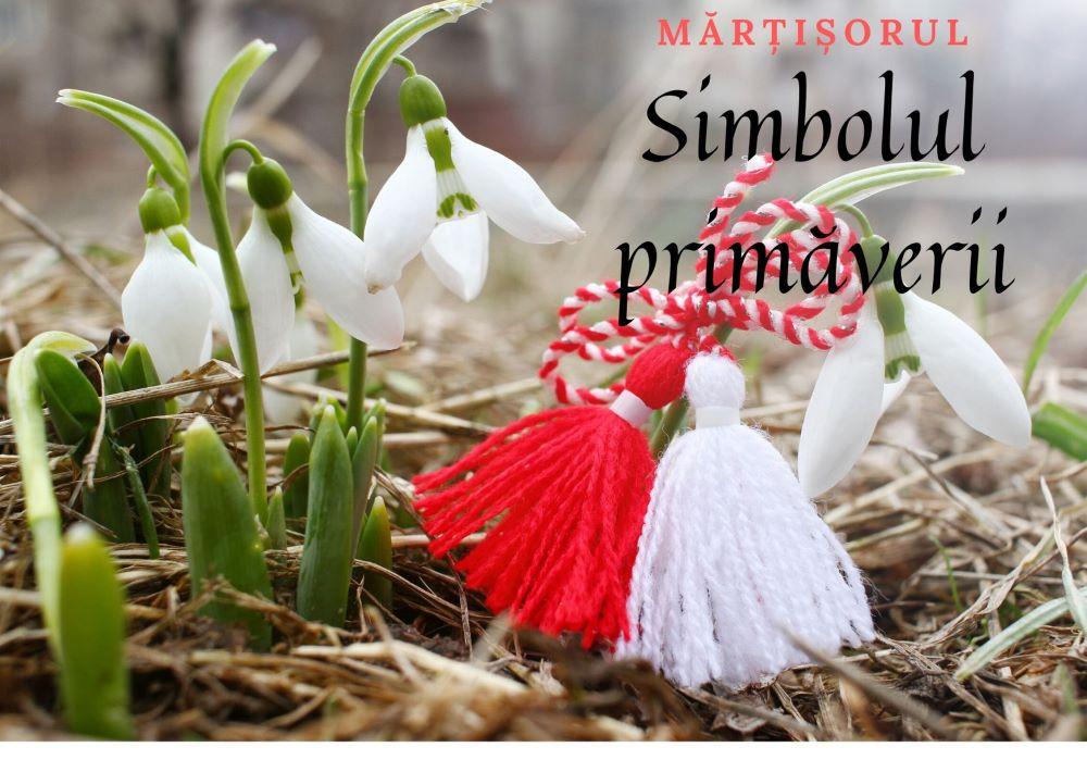 Tradiții și obiceiuri de 8 Martie- Ghiocei și șnur de marțisor