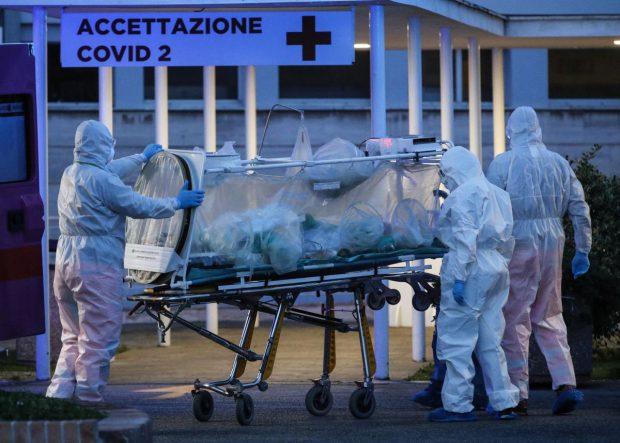 Două provincii din Italia instituie carantina de noapte pentru a stopa creșetrea alarmantă a noilor cazuri de coronavirus