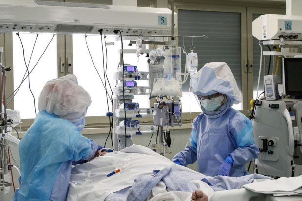 """Spitalul Clinic de Urgenţă Militar """"Dr. Ştefan Odobleja"""" din Craiova devine spital de suport COVID-19"""