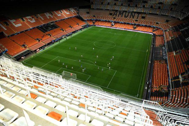 Oficialii clubului Valencia se gândesc la fani. Surpriza pe care le-au făcut-o suporterilor trecuți de 75 de ani