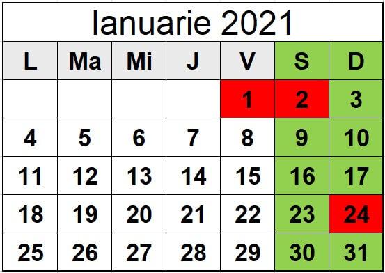 Zile Libere 2021 Calendar Sărbători Legale In Anul Ce Urmează Libertatea