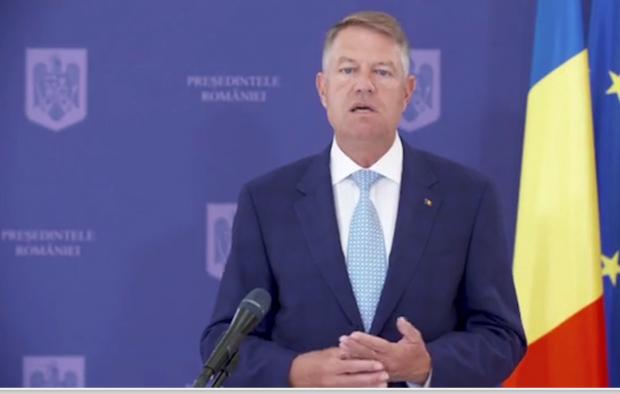 VIDEO LIVE | Preşedintele Klaus Iohannis, declaraţii la Palatul Cotroceni, după creşterea numărului de cazuri de coronavirus
