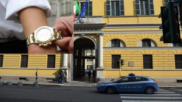 Un român i-a ajutat pe carabinieri să prindă un hoț care furase un ceas Rolex de 22.000 de euro
