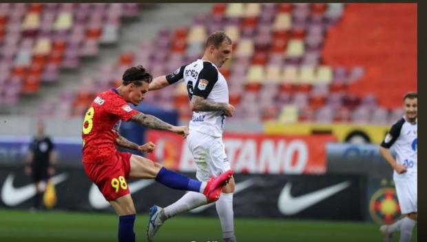 Liga 1, etapa a patra din play-off: FCSB se încurcă de Gaz Metan și titlul e ca și ratat. În play-out, Dinamo pierde acasă cu Sepsi și e aproape de retrogradare