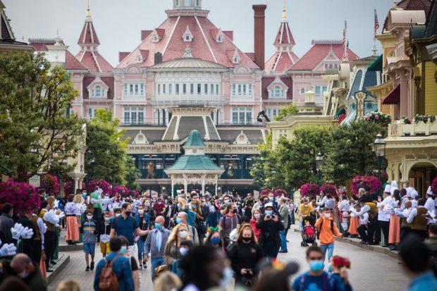 Disneyland Paris se redeschide publicului pe 17 iunie. Ce măsuri de protecție trebuie să respecte vizitatorii
