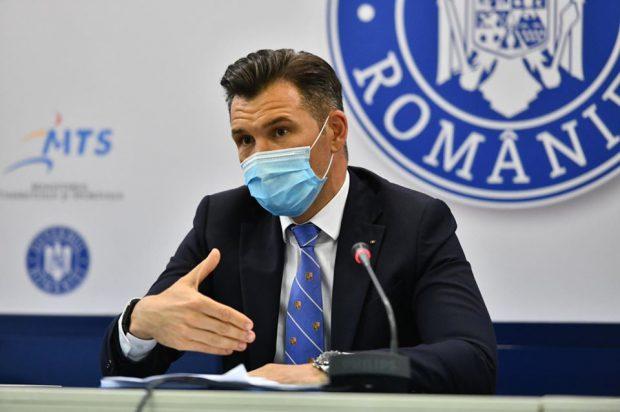 """Anunțul ministrului sportului:""""Toate sporturile vor putea fi reluate de luni"""""""