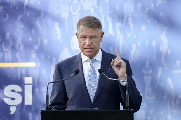 ULTIMA ORĂ | Klaus Iohannis își cere scuze și recunoaște că a prezentat greșit calculul pentru scenariile de deschidere a școlii