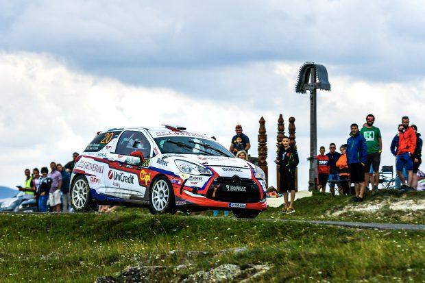 (Publicitate) Raliul Harghitei și Brașovului 2020, locul 1 RC3/locul 2 2WFD – clasa automobilelor cu două roți motrice