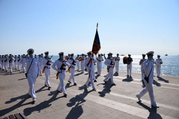 LIVE VIDEO | Ziua Marinei Române, sărbătorită anul acesta fără spectatori. Iohannis: