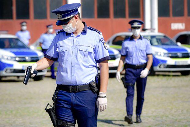 """Şeful Poliţiei din Centrul Vechi, detaşat adjunct la o altă secţie de poliţie:""""Se vrea îndepărtarea mea dintr-un punct fierbinte"""""""