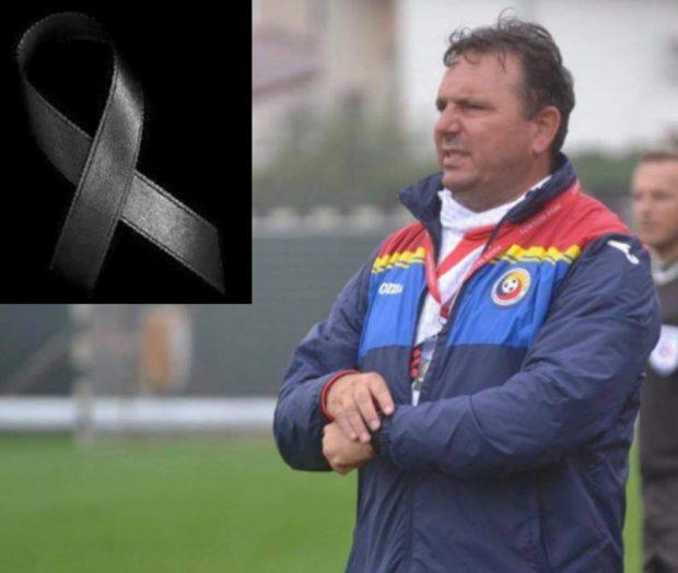 """Florin Burgar, selecționerul naționalei feminine de tineret, a murit de COVID-19. """"A pierdut cel mai important meci, cel cu viața"""""""