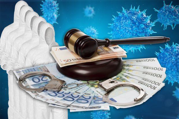 Afacerea COVID. Un patron condamnat de două ori pentru evaziune fiscală a obținut un contract de 10 milioane de euro, fără licitație, cu ONAC