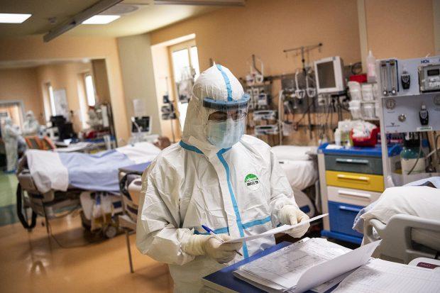 Italia a raportat 17.012 de noi cazuri de coronavirus în ultimele 24 de ore și 141 decese