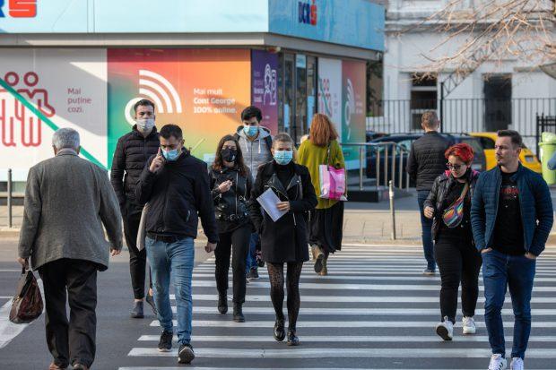 Aplicația care îi identifică pe cei ce nu poartă mască – sau nu o poartă corect -, lansată de o companie românească