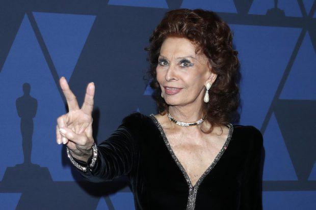 Legendara actriță Sophia Loren revine pe marile ecrane, după 10 ani. Va juca într-un film regizat de fiul ei