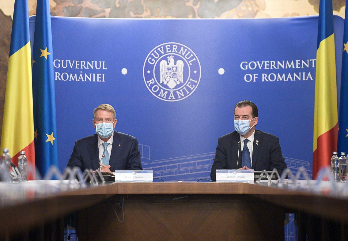 Klaus Iohannis A Cerut Măsuri Noi: De Luni, Toate școlile în Online,  Circulația Restricționată Noaptea, Magazinele închise După Ora 21:00, Masca  Obligatorie   Politică, Ştiri   Libertatea   Libertatea